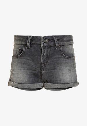 JUDIE  - Jeans Short / cowboy shorts - elva wash