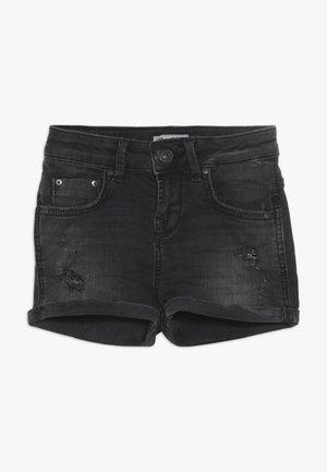 JUDIE  - Short en jean - feal wash