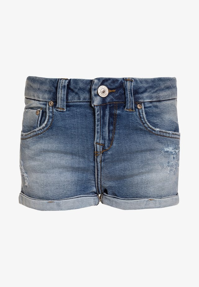 JUDIE  - Shorts di jeans - ansel wash
