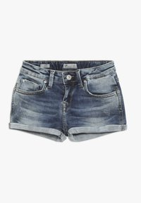 LTB - JUDIE  - Short en jean - mirage wash - 0