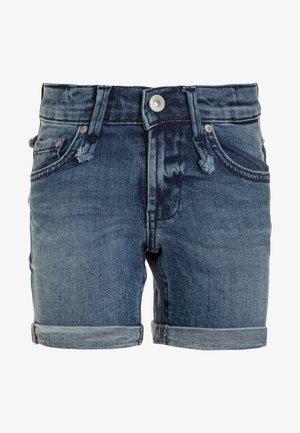 MILENA - Denim shorts - erlina wash