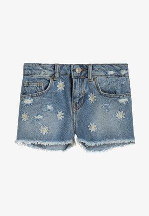 LARISSA  - Denim shorts - summer daisy wash