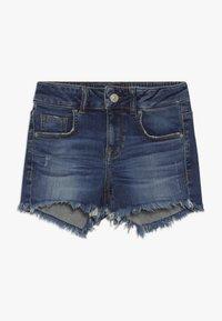 LTB - PAMELA - Denim shorts - loril wash - 0