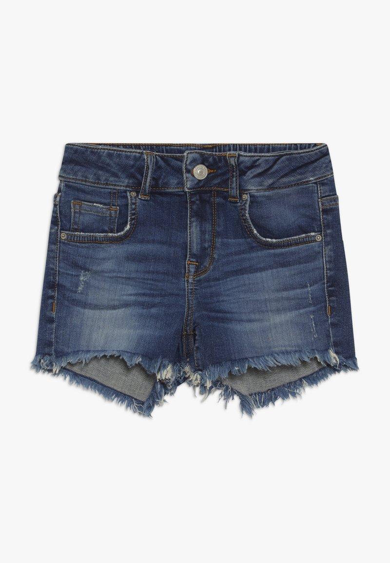 LTB - PAMELA - Denim shorts - loril wash