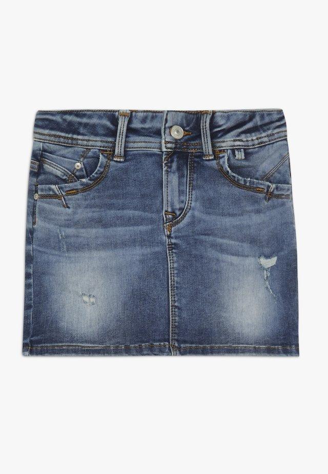 ADREA  - Gonna di jeans - mirage wash