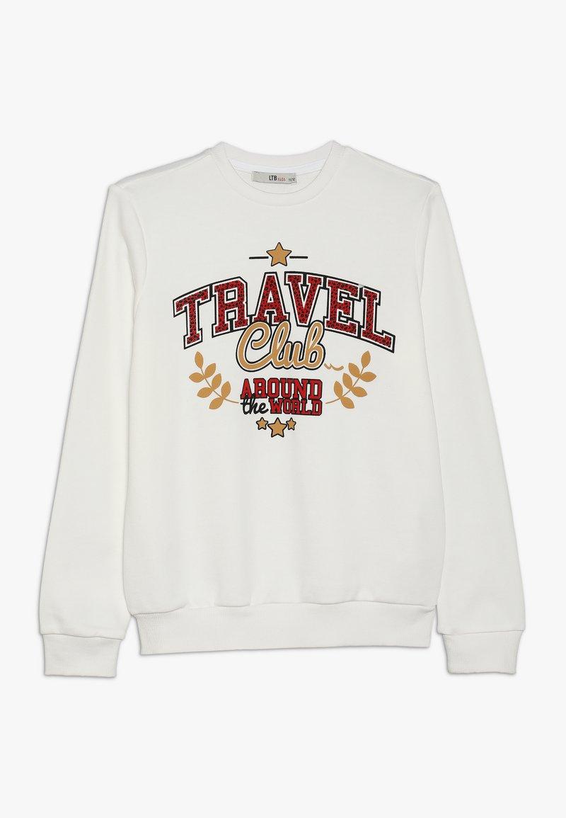 LTB - Sweatshirt - off-white