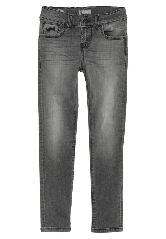 RAVI - Slim fit jeans - luta wash