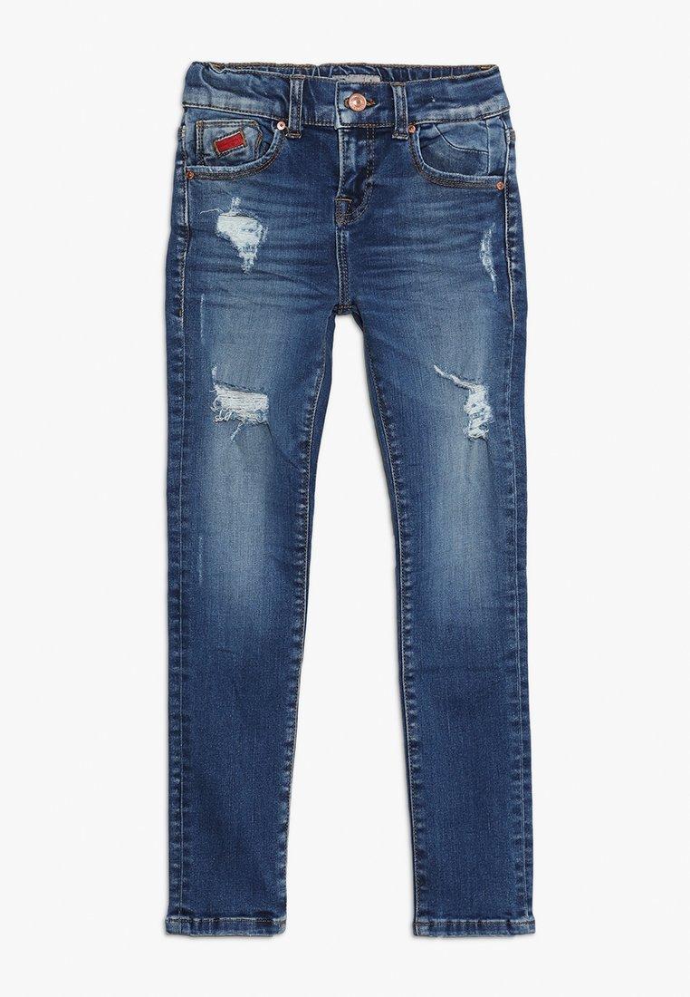 LTB - RAVI - Slim fit jeans - blue denim