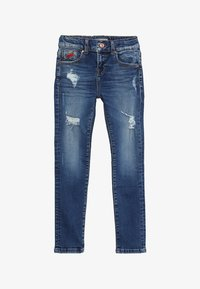 LTB - RAVI - Slim fit jeans - blue denim - 3