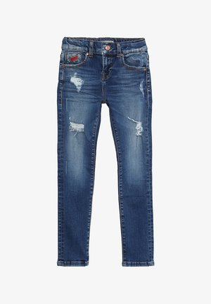 RAVI - Slim fit jeans - blue denim