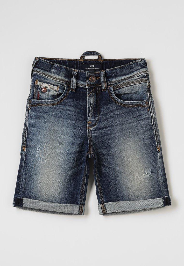 LTB - LANCE  - Denim shorts - rinaldo wash