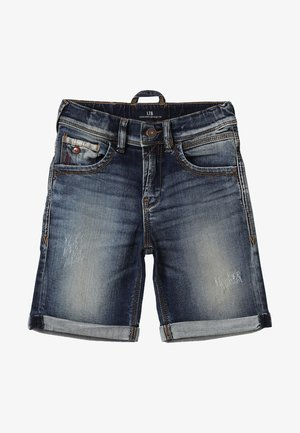LANCE  - Szorty jeansowe - rinaldo wash