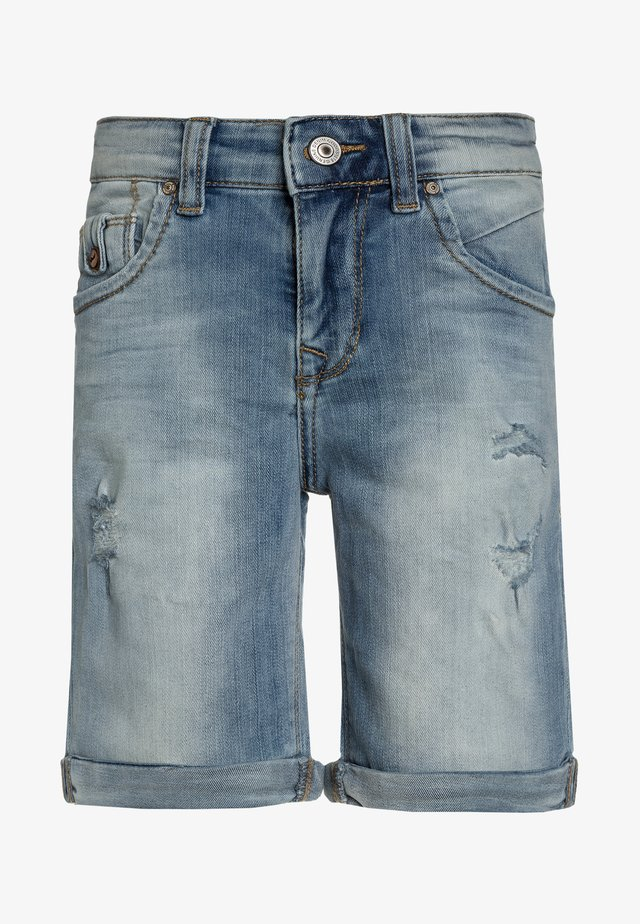 ANDERS  - Denim shorts - montagn wash