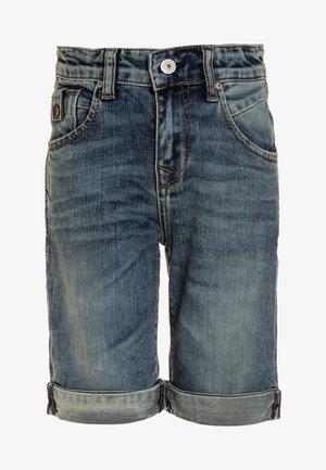 ANDERS  - Shorts di jeans - laredo wash