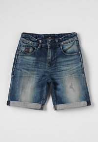 LTB - ANDERS  - Jeansshorts - montone wash - 0