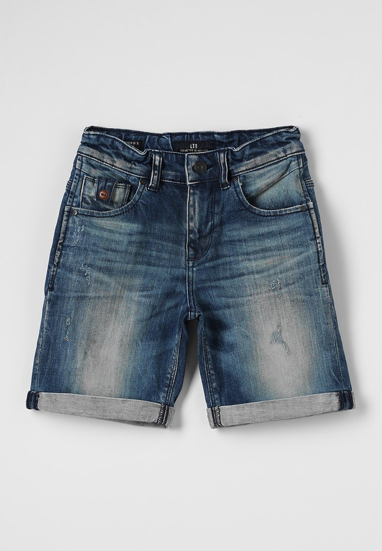LTB - ANDERS  - Jeansshorts - montone wash