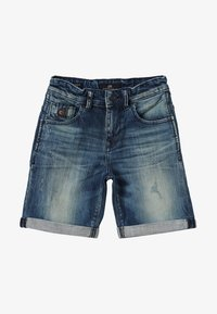 LTB - ANDERS  - Jeansshorts - montone wash - 4