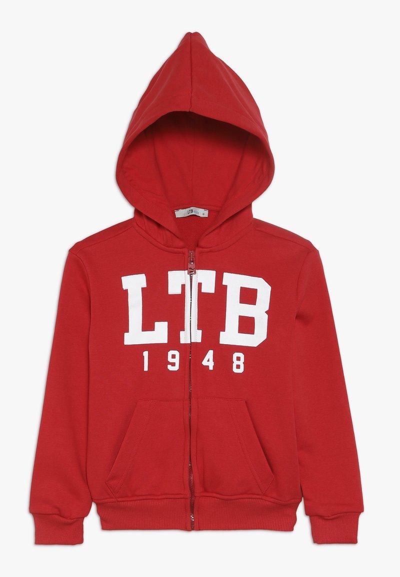 LTB - JODICO - Zip-up hoodie - red