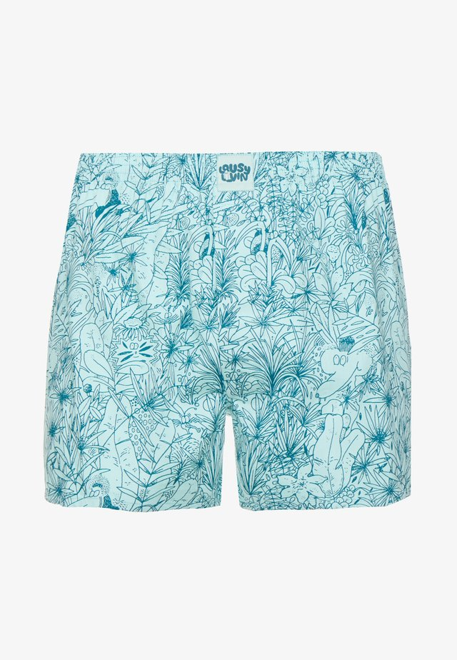 TROPICAL - Boxershorts - beach glass