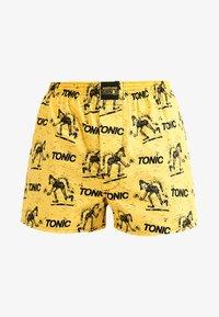 Lousy Livin Underwear - TONIC - Caleçon - lemon - 3