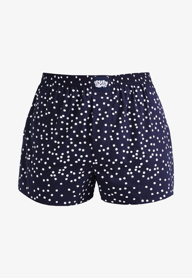 DOTS - Bokserit - navy