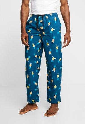 ANANAS - Bas de pyjama - blue dive
