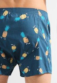 Lousy Livin Underwear - ANANAS - Caleçon - blue dive - 2