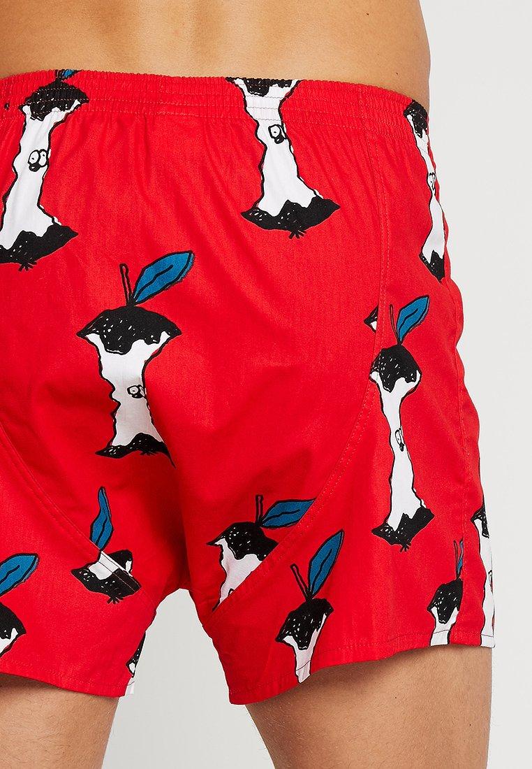 Red AppleCaleçon Lousy Underwear Livin Livin Underwear Lousy W9eEYHbDI2