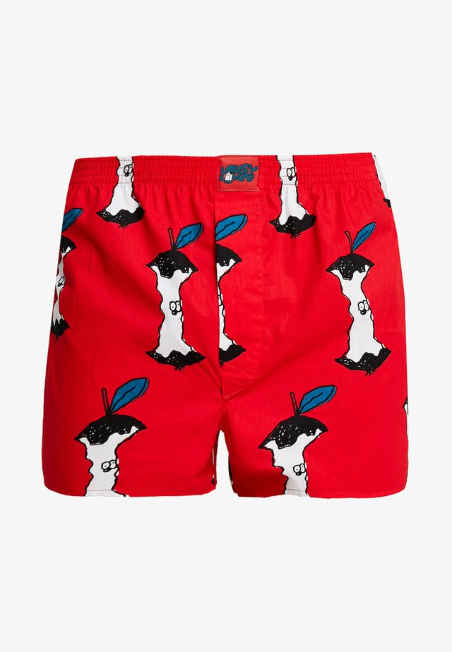 APPLE - Boxershorts - red