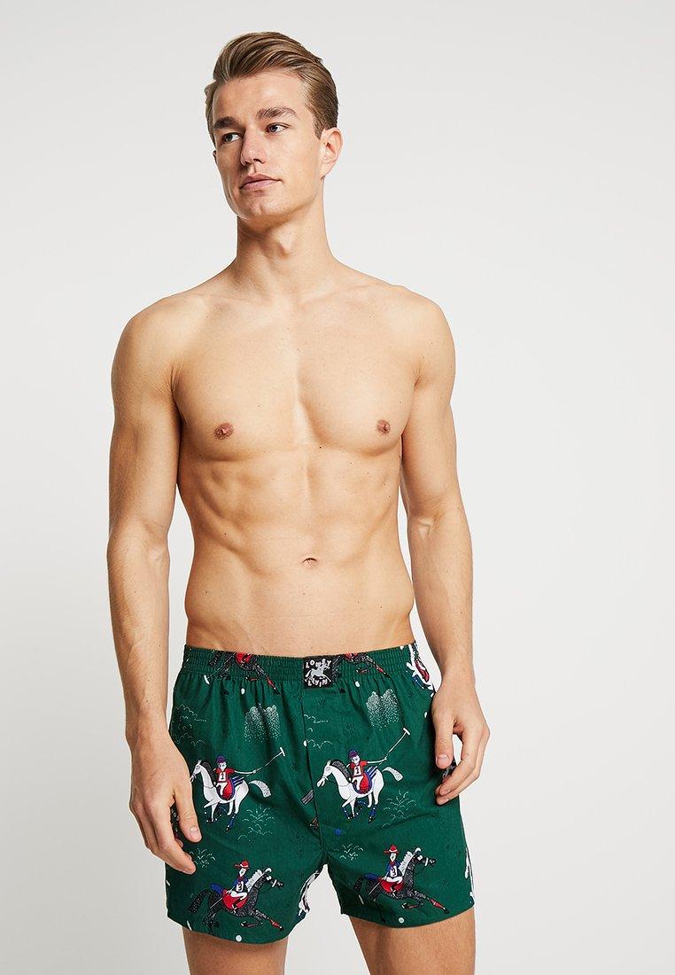 Eden Green Lousy PoloCaleçon Underwear Livin IbgmY7f6yv