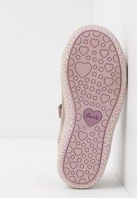 Lurchi - TAEKO - Ankle strap ballet pumps - taupe - 4