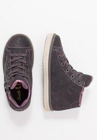 Lurchi - Sneakersy wysokie - charcoal - 1