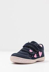Lurchi - TANITA - Touch-strap shoes - navy - 2