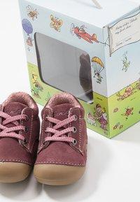 Lurchi - FLORI - Chaussons pour bébé - cassis - 6