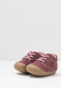 Lurchi - FLORI - Chaussons pour bébé - cassis - 3