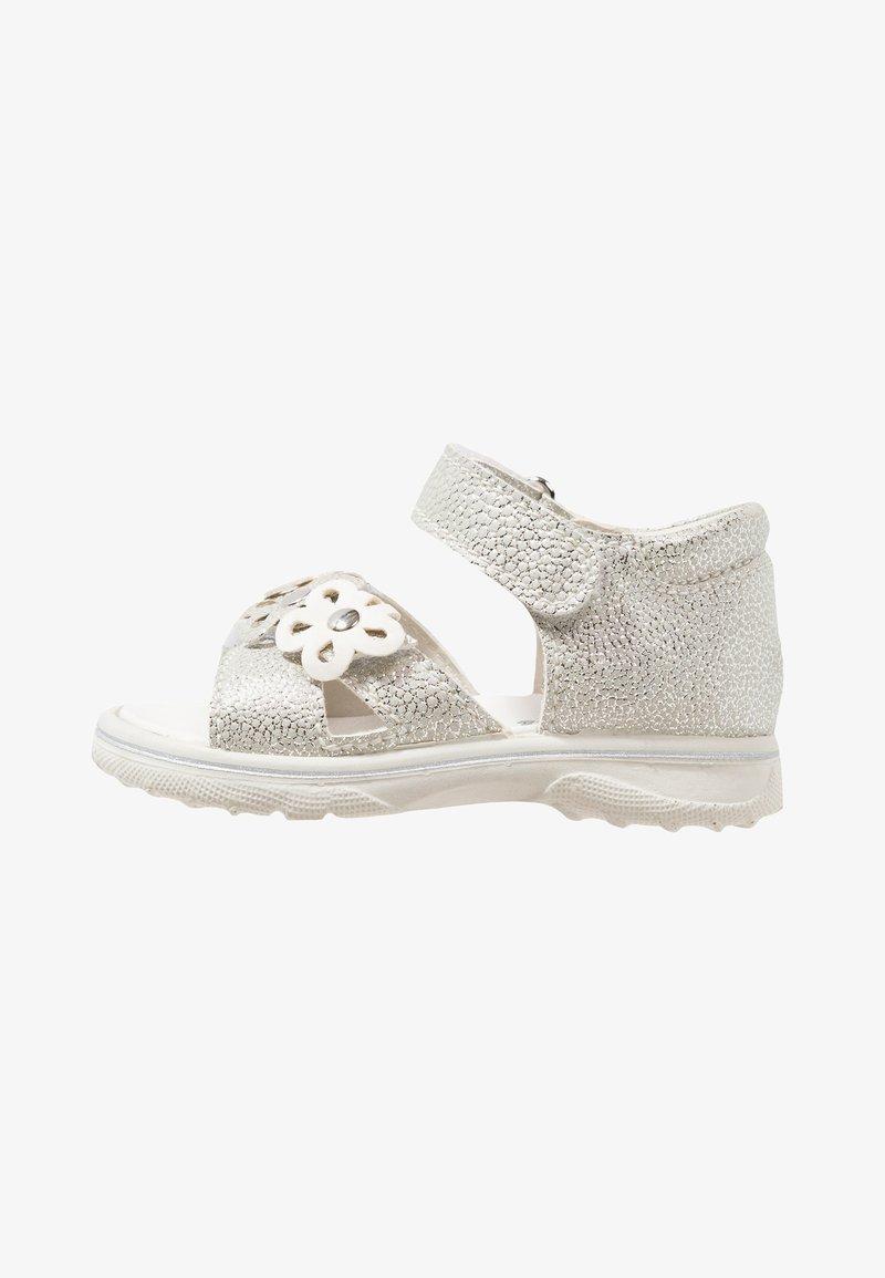 Lurchi - TRIXI - Zapatos de bebé - silver