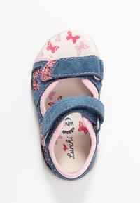 Lurchi - MARZIA - Sandalias - jeans/rose - 1