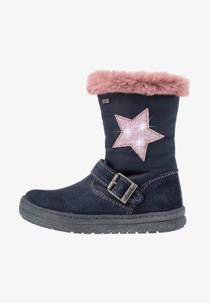 ANIKA-TEX - Boots - navy