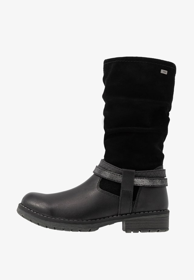 LIA-TEX - Snowboot/Winterstiefel - black