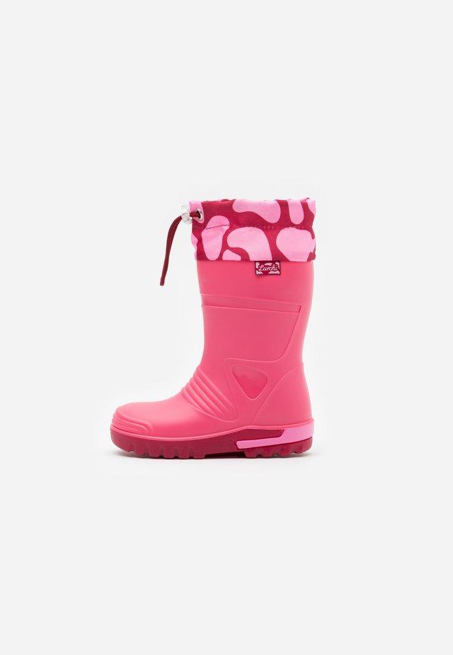 PLITSCHI - Gummistövlar - pink