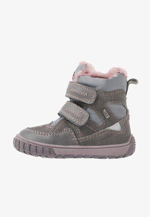 JAUFEN-TEX - Winter boots - taupe/rose