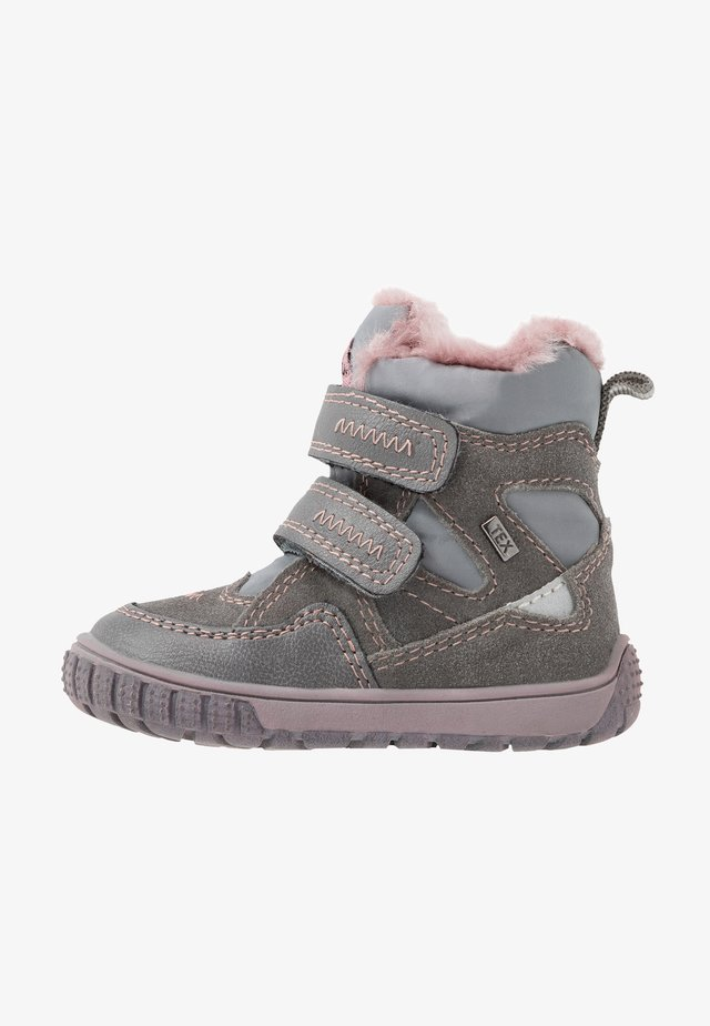 JAUFEN-TEX - Zimní obuv - taupe/rose