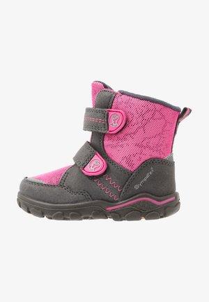 KEKO-SYMPATEX - Baby shoes - steel rose