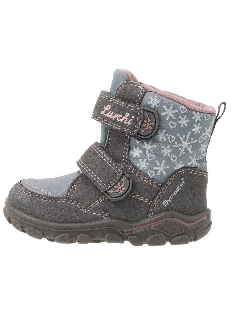 Lurchi - KIRI-SYMPATEX  - Botas para la nieve - ash pink