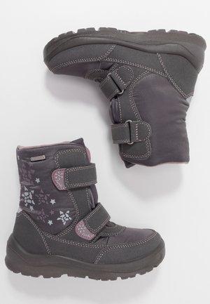 KELLY - Zimní obuv - steel