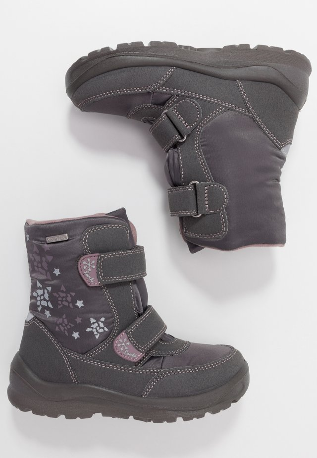 KELLY - Snowboot/Winterstiefel - steel