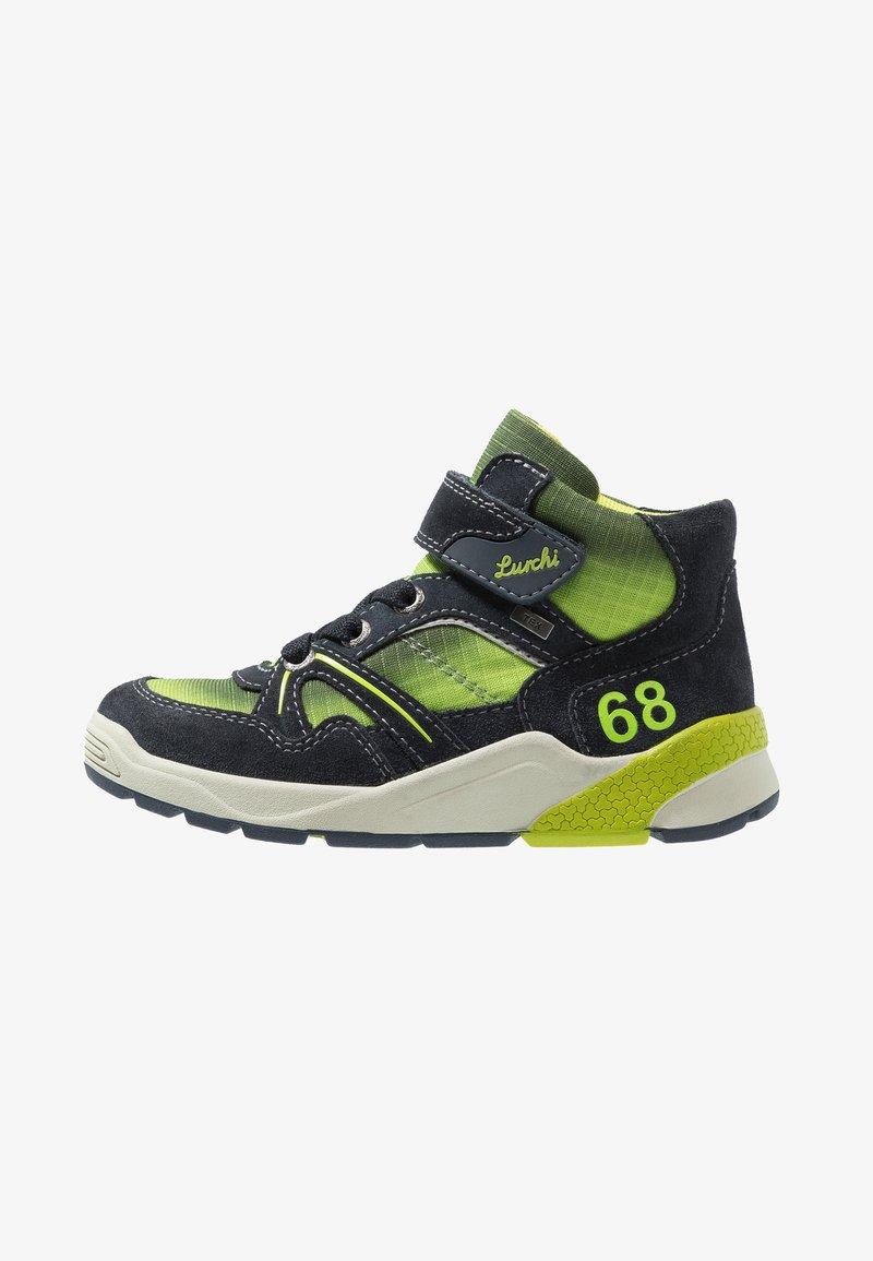 Lurchi - RYAN-TEX - Sneakers alte - atlantic