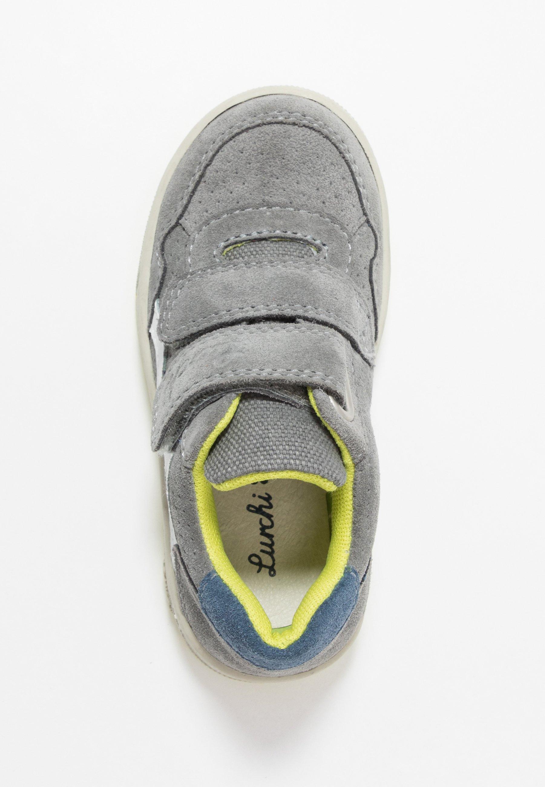 Lurchi DOMINIK - Sneakers - grey