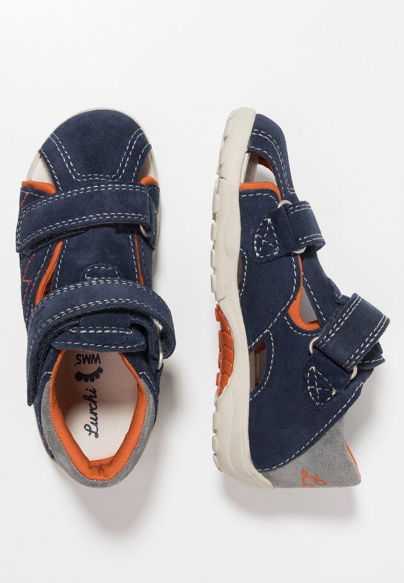 Lurchi - MARCI - Zapatos de bebé - navy
