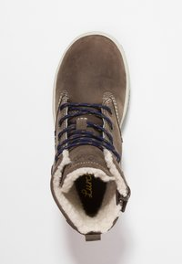 Lurchi - DOUG-TEX - Lace-up ankle boots - fossil atlantic - 1